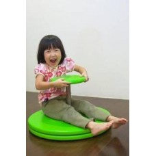Whizzy Dizzy Green Sit On Spinning Toy | Children's Toy – Sensory Wise