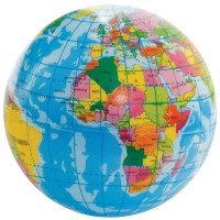 Foam Earth Ball Fine Motor Fidget Toy | Sensory Toy – Sensory Wise