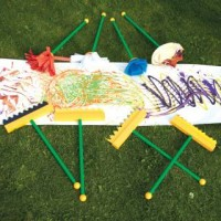 Big Art Texture Painter Set of 4 | Children's Toy – Sensory Wise