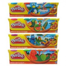 Play Doh Set of 4 | Fine Motor Skill Toy – Sensory Wise