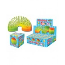 Retro Rainbow Slinky Fine Motor Fidget Toy   Sensory Toy – Sensory Wise