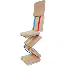 Jacobs Ladder Wooden Fine Motor Fidget Toy | Sensory Toy – Sensory Wise