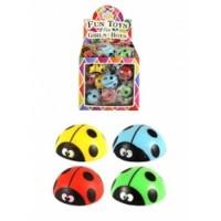 Retro Jumping Ladybird Popper | Fine Motor Skill Toy – Sensory Wise