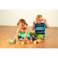 Wooden Sound Prism Play Set   Sensory Toy – Sensory Wise