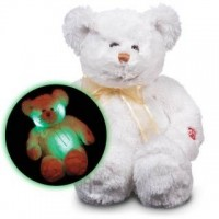 Blushing Bear Light Up Plush Toy | Sensory Toy – Sensory Wise