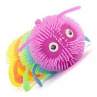 Flashing Caterpillar Light Up Tactile Fidget | Sensory Toy – Sensory Wise