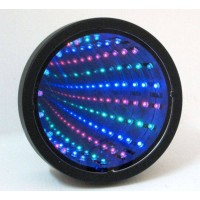 Infinity Mirror Light Up Visual Toy 15cm | Sensory Toy - Sensory Wise