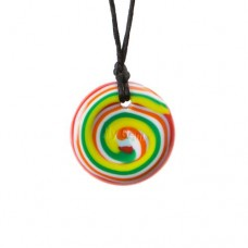 Chewigem Rock N Roll Button Pendant | Sensory Chew Toy – Sensory Wise
