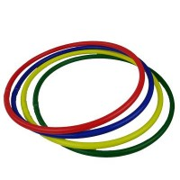 Team Sports Colours PE 60cm Hula Hoop | Sports Equipment – Sensory Wise