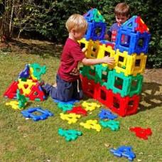Giant Polydron Set | Construction Toy – Sensory Wise