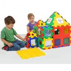 XL Polydron Set 1 Starter Kit | Construction Toy – Sensory Wise