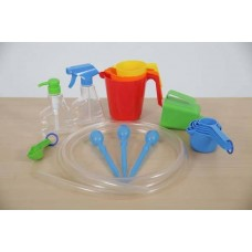 Water Funnel Play Set | Play Tray Accessory – Sensory Wise