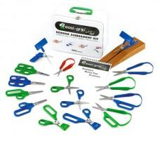 Scissor Skills Pro Assessment Kit | Fine Motor Skill Toy – Sensory Wise