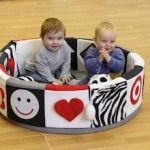 Baby Black and White Play Pod | Baby Sensory - Sensory Wise