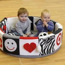 Baby Black and White Play Pod | Baby Sensory - Sensory Wise