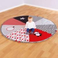 Baby Black and White Pack Away Play Mat | Baby Sensory - Sensory Wise