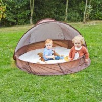 Sun Shade and Shelter Pod Pack Away Play Mat | Baby Sensory - Sensory Wise