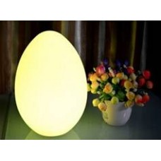 Egg 32cm Colour Change LED Light Up Shape | Sensory Room – Sensory Wise