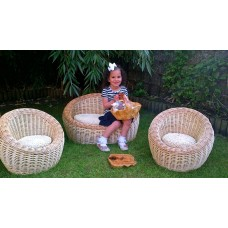 Willow Sofa and Two Chairs | Play Room & Sensory Garden - Sensory Wise
