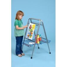 Children's 2 Panel Adjustable Art Easel | Art and Crafts – Sensory Wise