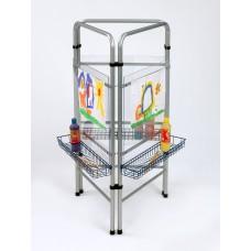 Children's 3 Panel Adjustable Art Easel | Art and Crafts – Sensory Wise